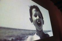 Imágenes proyectas de la infancia de Carlo