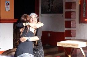 el abrazo de Ester