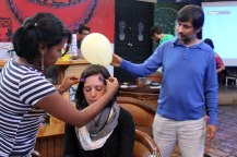 masajes sensoriales