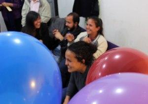Montse-y-globos