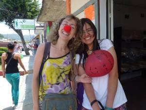 Mònica y Lekil